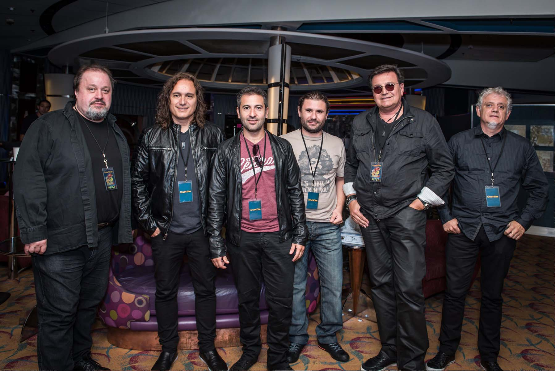 Meet and Greet Gallery: Bad Dreams Experience during Cruise to the Edge 2017