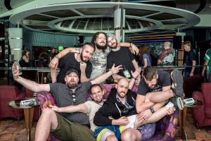 Meet and Greet Gallery: Haken Photo Experience during Cruise to the Edge 2017