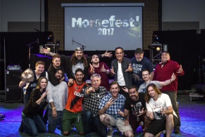Meet and Greet Gallery: The Neal Morse Band during Morsefest 2017 – Saturday Night