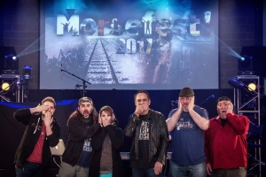Meet and Greet Gallery: The Neal Morse Band during Morsefest 2017 – Friday Night