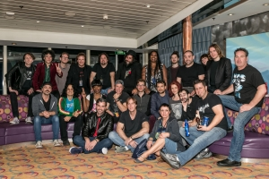 Meet and Greet Gallery: Dave Kerzner and Friends Photo Experience during Cruise to the Edge 2018