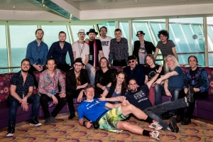 Meet and Greet Gallery: Eric Gillette Photo Experience during Cruise to the Edge 2018